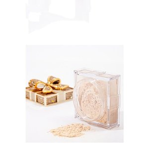 Air loose powder set makeup powder for women long-lasting oil control, waterproof and sweat-proof concealer without makeup