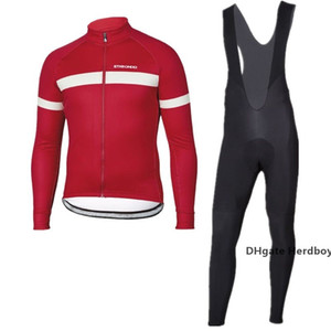 2020 Fashion Top Quality Etxeondo Cycling Jersey Team Set Clothes Spring Autumn Men &#039 ;S Long Sleeve Suit Outdoor Riding Bike Mtb Cl