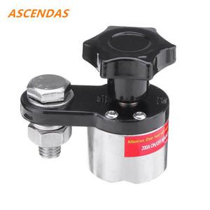 아센 다스 300A 및 600A 자석 용접 접지 클램프 자석 커넥터 산업 용접 기계 CS-013