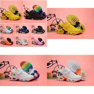 Top 2020 sell Kids baby plus tn boy girl shoe For children classic parent-child athletic outdoor mix sneaker black casual shoes