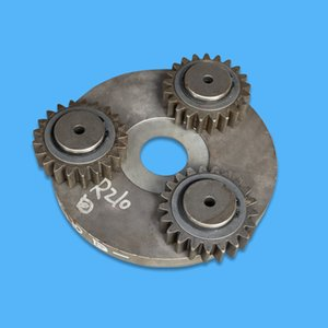 Swing Reduction Planet Gear Planetary Carrier Assembly XKAQ-00015 Fit R160LC-7 R180LC-7 R210LC-7 R215LC-7 R220LC-7