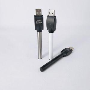M3 thick oil vaporizer battey with usb charger 350mah buttonless 510 batteries vape pen e cig touch battery