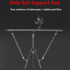Camera Video Slider Rail Supportstange für Slider Dolly Rail Track Fotografie DSLR Camera Stabilizer System Stativ Zubehör