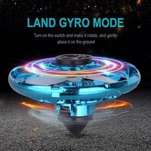 Mini Drone Ufo Hand Operated Flynova Flying Fidget Spinner Rc Helicopter Infrared Induction Aircraft For Kid jllyFk book2005