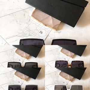 I5OA الأزياء الرياضية في الهواء الطلق عارضة مع النظارات الشمسية YO92-44 الأسود الإطار مارك الاستقطاب عدسة التوقيع الأخضر شحن مجاني