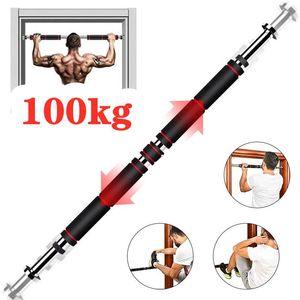 Horizontale Balken 100kg Übungstür Verstellbare Schwere Ausrüstungen Home Workout Gymnastikkinn Herauf Zug Bein Training Bar Sport Fitness