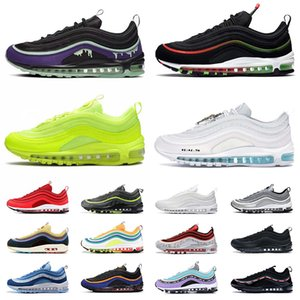 max 97 airmax 97s off white Schuhe Have A Day MSCHF x INRI Jesus Worldwide UNDEFEATED UNDFTD Sean Wotherspoon Hochwertige Laufschuhe Herren Damen Neue Turnschuhe