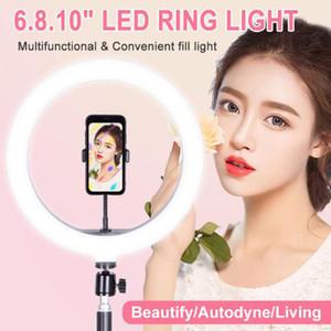 LED Anel Luz Live Broadcasr Vídeo Phoot Shooting Net Celebridade Live Beauty LED Fill Light Photography Beauty Light