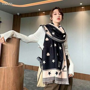 scarfs for women New 2020 Fashion Winter Cashmere Scarf For Men and Women Oversized Classic Check Shawls and Scarves Scarfs echarpe