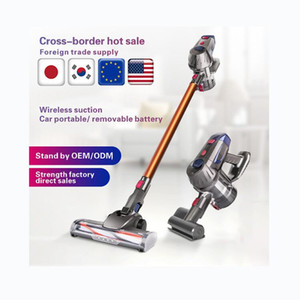 Battery Rechargeable Multi-functional Dry Handheld Household Stick Vacuum Cleaner