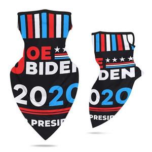 Elección Biden Bc Bufanda de ciclo Joe máscara de estilo deportivo Presidencial de Estados Unidos pendiente 16 Qmofw cara Soxno