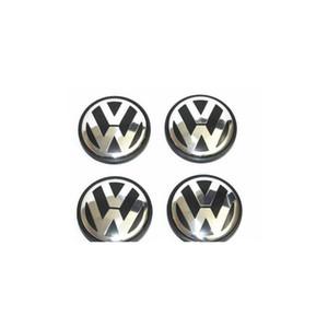 مركز العجلة قبعات محور تغطية الشعار شعار شارة لفولكس واجن فولكس فاجن 56 65mm و3B7601171