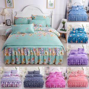 디자이너 침대 이불 세트 인쇄 코튼 침구 세트 디자이너 1 * 침대 시트 패션 코튼 커버 베개 케이스 클래식 소프트 이불 커버 165 G2