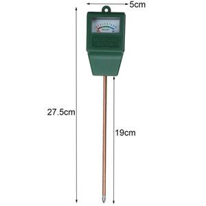 Sonde d'arrosage du sol Humidimètre de précision pH du sol Testeur Humidimètre Analyseur Sonde de mesure pour planter des fleurs de jardin KKF1810