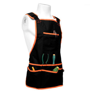 Carpenter Mechanic Oxford Tool Belt Bag 16 Electrician Apron Fits Waterproof Cloth Pouch Pocket Clother All For Vest Protection1apronki Asvv