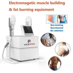 Newest EMSlim Machine Cellulite Treatment stimulator muscle muscle builder HI-EMT Body Shape Technology Muscle Building Fat Removal
