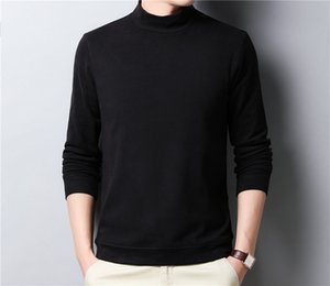 COODRONY Marke Turtleneck Männer 2020 Herbst-Winter-neue Ankunfts-Strick-Pullover-Strickjacke Men Casual Pull Homme Jersey Hombre C1061