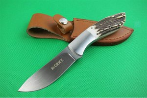 CR KT 2840(antlers) straight knife Camping Survival Gift Knife Outdoor Tools Xmas Gift for man 01777