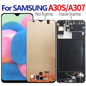 Super AMOLED incell LCD For Samsung galaxy A30S A307 A307F A307FN Lcd display Screen Replacement Digitizer Assembly