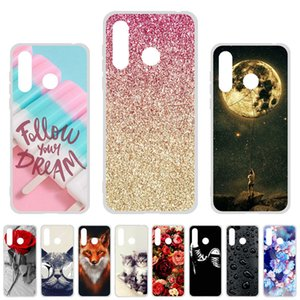 Phone Case N20 Cases Silicon Soft TPU Cute Cat Painted Back Coque For Doogee N2 N10 X30 X20 Cover Fundas Bumper Shell