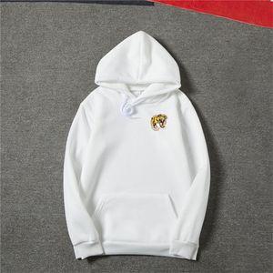 Gúcci 20ss New Pattern Space Cotton Crewneck White Men Hoodies Tiger Hip Hop Casual Oversized Plus Size 3XL Men Sweatshirt For Teenag