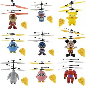 Drones KaKBeir Mini Drone Flying Induction Quadcopter RC Infrared Sensor Helicopter Aircraft Toy Gift Toy1