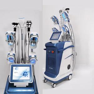 360 냉동 바디 슬리밍 더블 턱 쿨 스튜 팅 기계 7 팻 및 얼굴에 대 한 1 지방 cryolipolysis 아름다움 기계