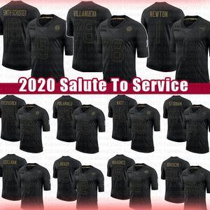 Salut à Service 2020SteelersPatriot Smith-Schuster Juju T.J. Watt Alejandro Villanueva Cam Newton Julian Edelman Baker Mayfield