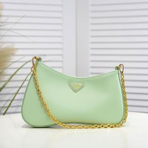 2021 Shoulder Bags Handbags Luxurys Designers Bags Crossbody Bag Backpack Totes Cleo Brushed Leather Shoulder Bag Designers Purses free