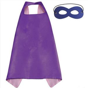 70 * 70 cm kostüm cüppeler ve maskeleri Ücretsiz nakliye set Süper Kahraman Çocuk doğum günü partisi Cadılar Bayramı Cosplay çocuklar