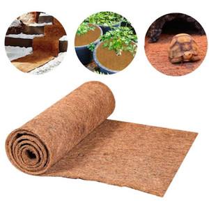 Coco Liner Bulk Roll Mat Carpet Flower Basket Flowerpot Wall Basket Pet Reptile Garden Flowerpot Mat Coconut Palm Carpet