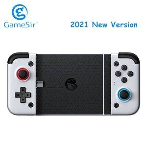 Gamesir X2 Type-C Mobile Gamepad [2021 نسخة جديدة] تحكم لعبة ل Xbox Game Pass، بلاي ستيشن الآن، Stadia Cloud Gaming C0127