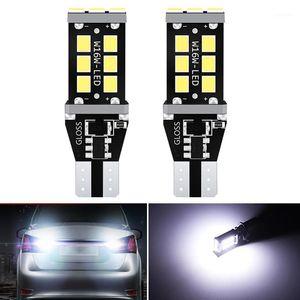 2x W16W T15 T16 LED Canbus Bulbs Canbus Error Free Backup Lights 921 912 W16W Lamps Car Reversing Lamp Xenon White Red Orange1