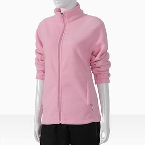 Winter women Warm Fleece Coat Outdoor hiking jacket liner coat large size to 4XL