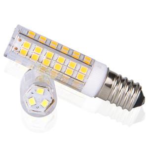 Mini e14 светодиодная лампа 5w 220v светодиодный кукурузная лампочка 2835 шариков 360 градусов угол луча заменить лампада галогенные люстры луча подсветки подвесной холодильник деко