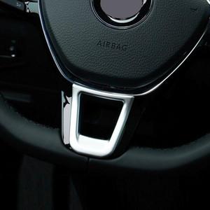 Emblem Steering Decorative Badge Car Stickers Badge Stickers For Hood Central Label For Rline Volkswagen Tiguan Polo Golf J H jllCXZ