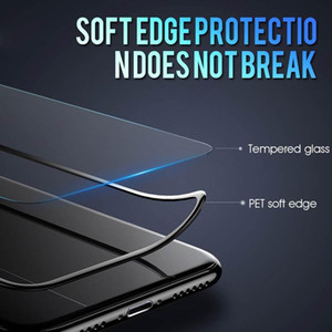 25d Curved Soft Edge Tempered Glass On The For Iphone 6 6s 7 8 Plus X Glass Screen Protector On Iphone Xr jlllYG book2005