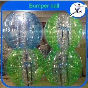 Toptan CE Dia 1.2m PVC Şişme Topu Takım elbise, Tampon Ball, Loopyball / Kabarcık Futbol İçin Kolombiya 7jrp #