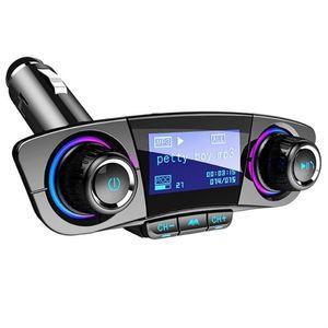 Car MP3 Player Car Bluetooth Receiver U Disk 12V24V Universal Aux Bluetooth Receiver