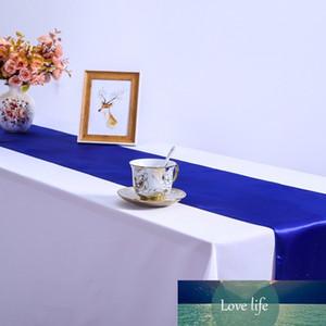 30X275CM Satin Chair Bow Sash Wedding Reception Banquet Decoration