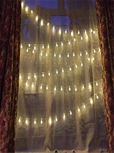 Eclh 5m 40 Led Rgb Garland String Fairy Ball Light For Wedding Christmas Holiday Decoration Lamp Festival Outdoor Lighting 220v Swy bbyivm