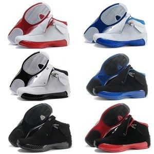 Siyah Gym Ucuz 18 Red Hot 18'ler Yeni Xviii Kraliyet 2019 Erkek Basketbol Ayakkabı Üretimi ve Mavi Atletizm Spor Sneaker