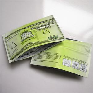 Neue Indoor Bio-Gärten Billy Boat Mac1 10g Alien Labs Mylar Kinderfeste Taschen 420 Verpackung IOG Mylar Bag Größe 10g Taschen
