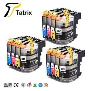 Чернильные картриджи Tatris 12PK для брата LC567 LC565 Совместимый картридж 567XL 565XL MFC- J2310 J2510 J3520 J3720 Принтер1