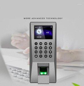Biometrische Fingerabdruck-Zugangskontrolle Mitarbeiter Zeiteinteilung Zeituhr RFID Biometric Access USB Port1