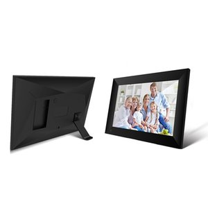 10.1-inch digital photo frame IPS full touch screen WIFI App photo sharing Android AD machine