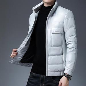 Muyu Chenge juventude face pura 20 homens jaqueta