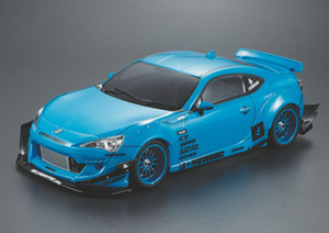 Killerbody 48582 1 10 Drift rc car BRZ GT86 PC modify Clear body parts 1:10 on road body shell For HPI Kyosho FW06 only