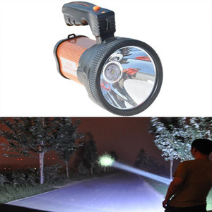 Waterproof Rechargeable Camping Use Handhold Durable UV Super Bright Outdoor Spotlight