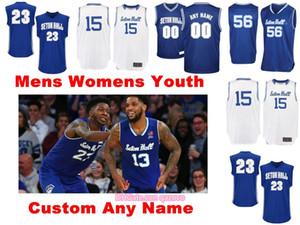 Seton Hall Pirates Jerseys Mens Quincy McKnight Jersey Takal
